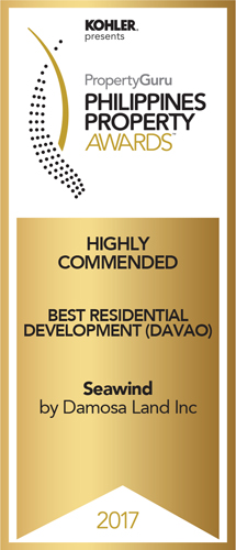DamosaLand - Philippines Property Award - Best Residential Development