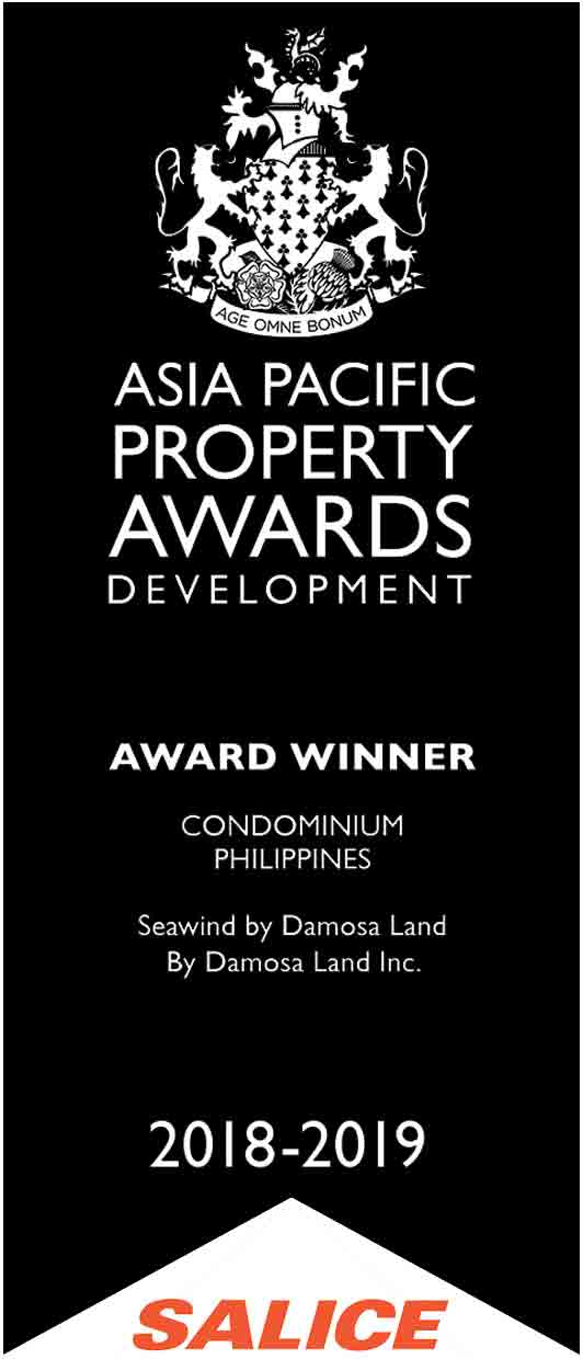 DamosaLand - Asia Pacific Property Award